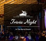 Cedar Lake Cellars' Trivia Night