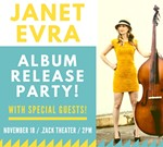 Janet Evra Album Release Party