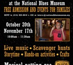 Family Day at the National Blues Museum