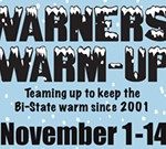 Warners' Warm-Up Coat Drive