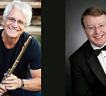 DUC Chamber Music Series: Mark Sparks, flute and Peter Henderson, piano