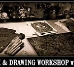 Sketchbook & Drawing Workshop w/ Tom Huck