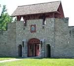 La Guiannee at Fort de Chartres