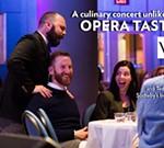 Opera Tastings at Vicia