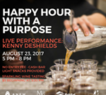 Happy Hour - With a Purpose