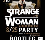 Bates - Strange Woman Album Release Party at The Bootleg