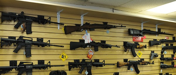 What's Missouri Been Doing During COVID-19? Buying Guns