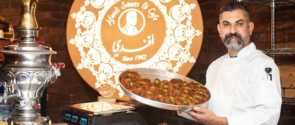 Afandi Channels Generations of Culinary Talent into Otherworldly Middle Eastern Cuisine