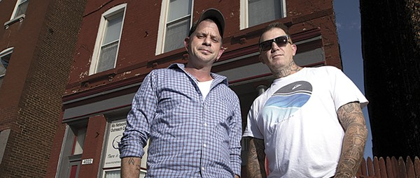 Chad Sabora and Robert Riley Are Fighting 'the Perfect Storm' of Opioid Addiction in South City