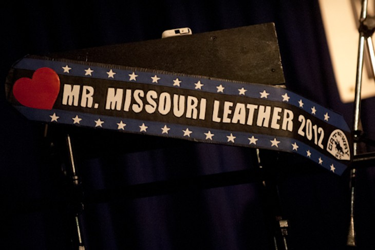 Mr. Missouri Leather 2012