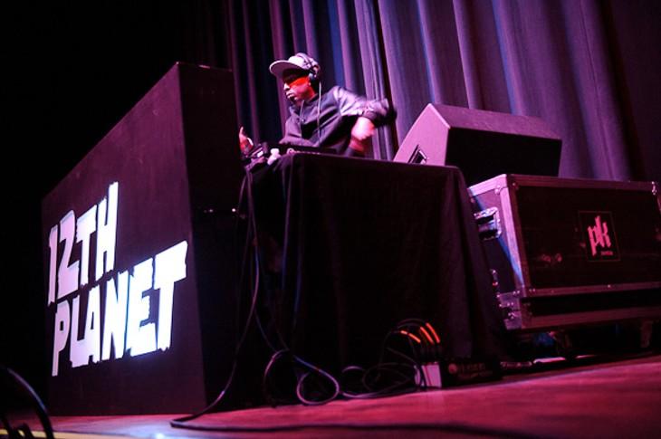 Skrillex's November 3, 2011, Pageant Show