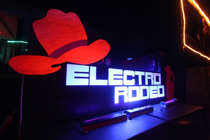 Electro Rodeo at Sol Lounge