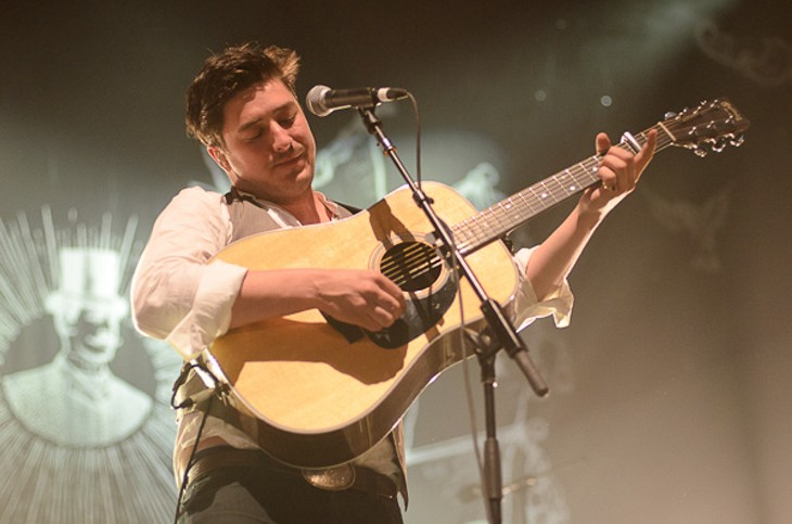 Mumford & Sons at the Pageant