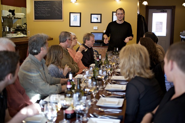The Supper Club at Ernesto's in Benton Park