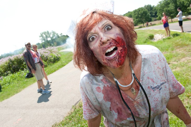 St. Louis Zombie Run at Queeny Park