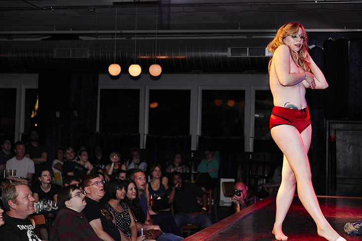 The Gutterballs <I>Big Lebowski</I> Burlesque Show
