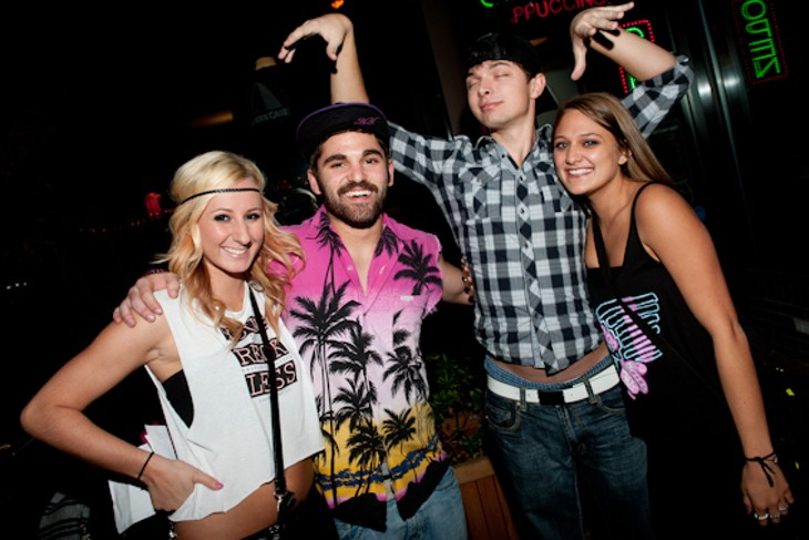 The Dubstep People of the Datsik Show