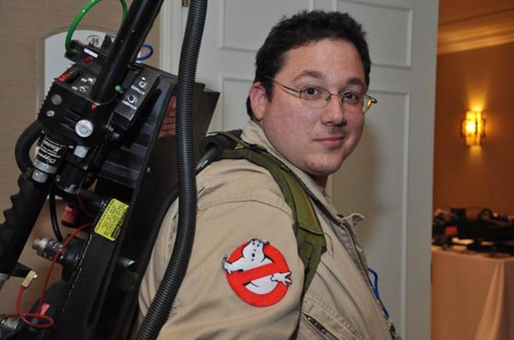 <I>Ghostbusters</I> Fans Unite for Ecto Con 2013
