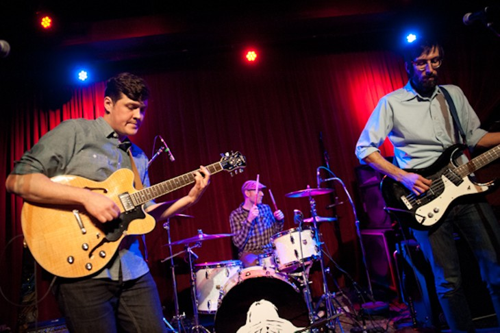 The Blind Eyes' Farewell Show at Off Broadway