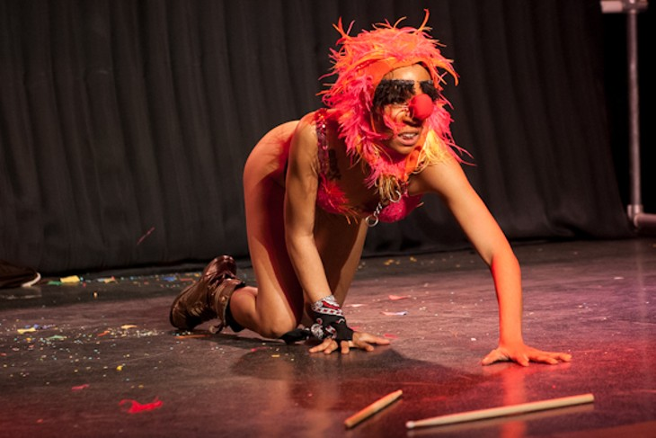 Burlesque Meets the Muppets at Plush