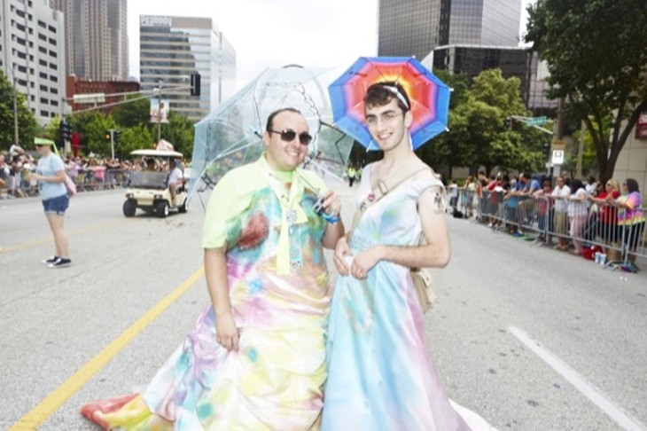 The Best Fashion Statements at PrideFest 2014