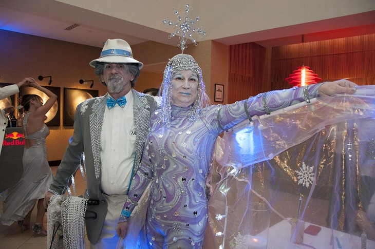 5th Annual Snow Ball Warms Up the Moonrise Hotel