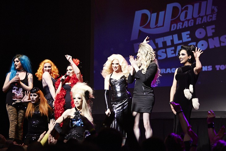RuPaul's Drag Race: Battle of the Seasons at The Pageant