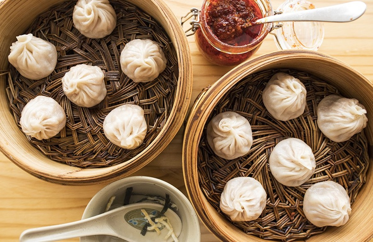 Soup Dumplings STL specializes in exactly what its name promises, offering options stuffed with pork, chicken or even shrimp and cheese.
