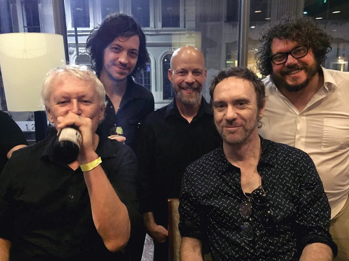 Guided by Voices has more than 25 albums under its belt since 1983.