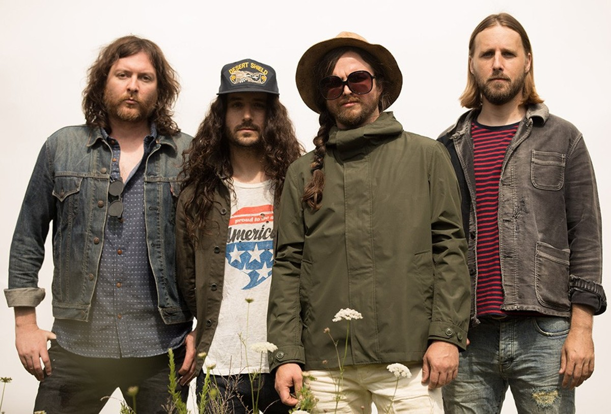 J. Roddy Walston and the Business is just one of the acts playing Open Highway this year.