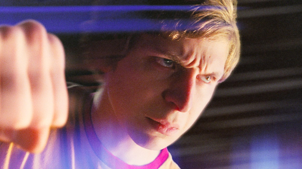 Ex appeal: Scott Pilgrim (Michael Cera) faces off with one of Ramona's evil exes.