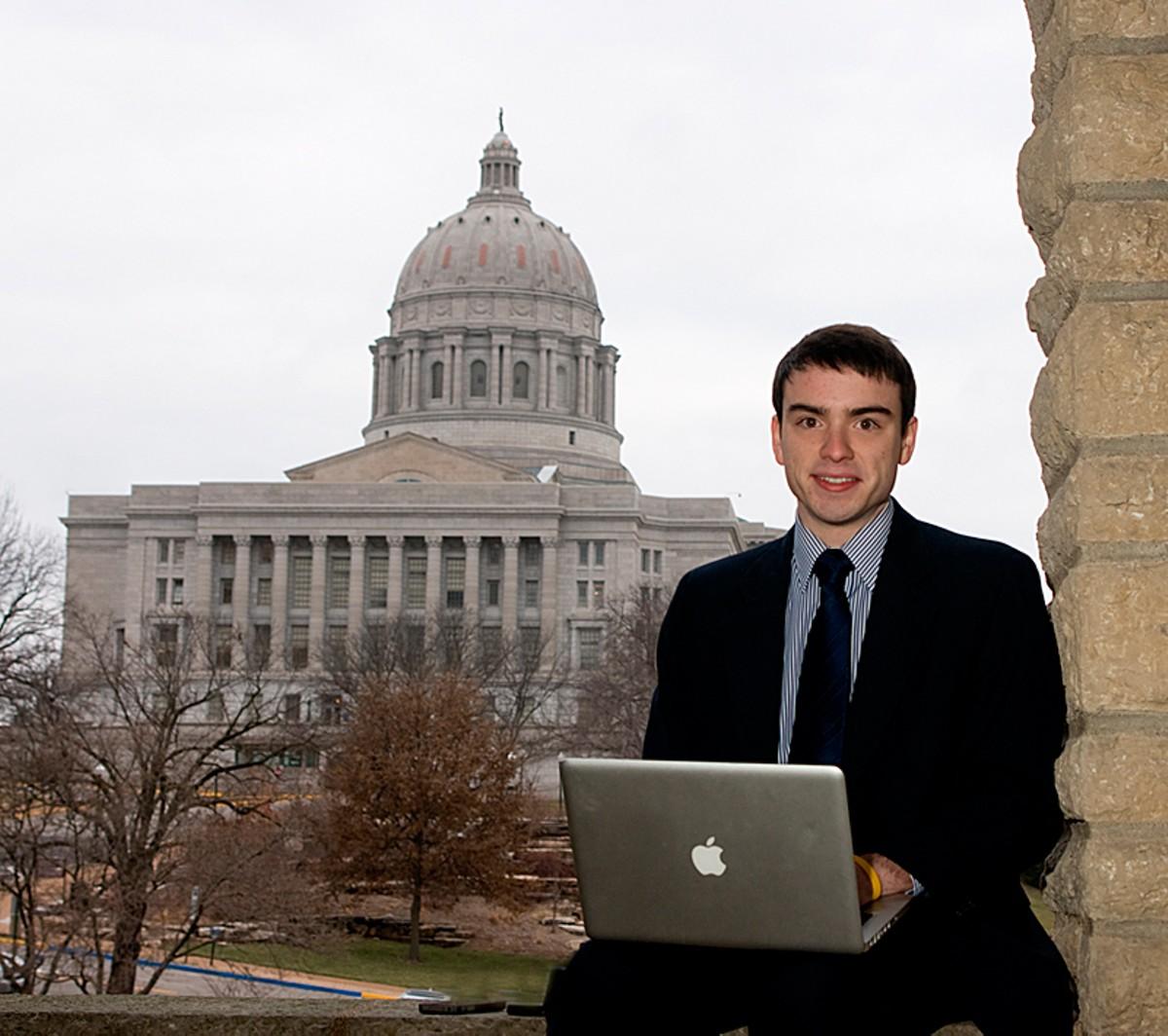 PoliticMO.com's Eli Yokley.