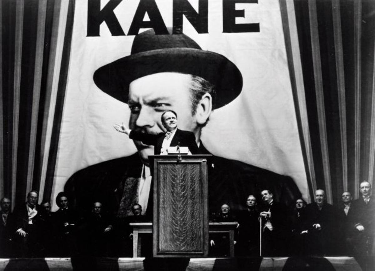 """In Citizen Kane, """"Rosebud"""" is a fake spoiler."""