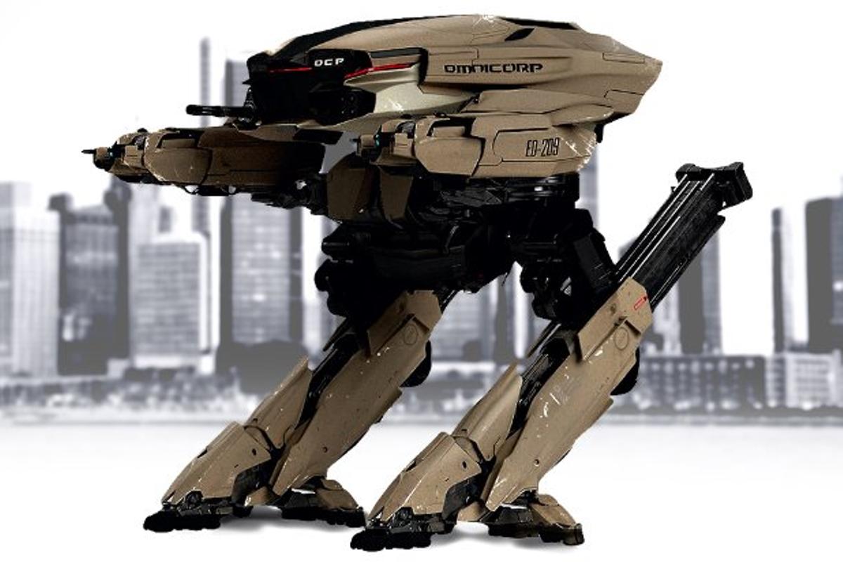 ED-209, the 1987 model.