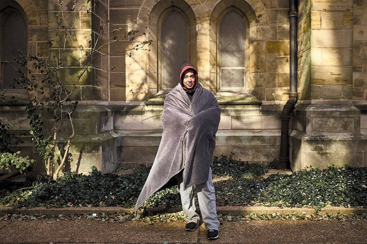 In another world, 22-year-old Jazmin would be finishing college. Instead, she wonders if she will survive the winter.