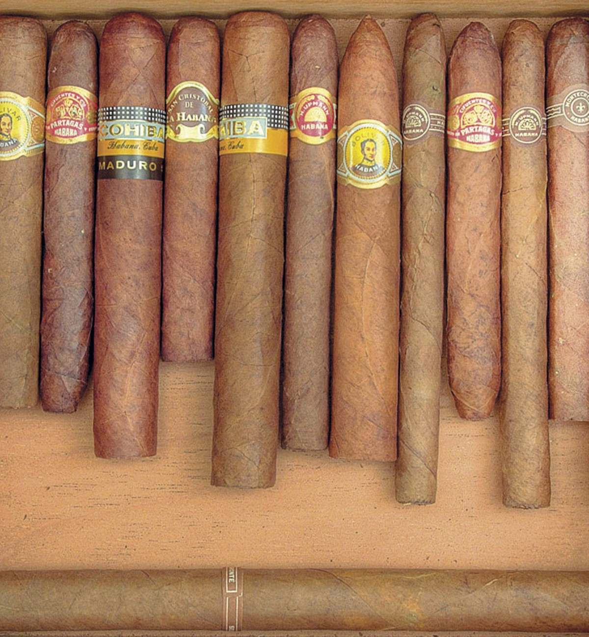 The Hill Cigar Company has a selection of boutique cigars.