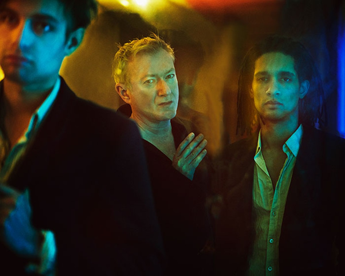 Find out What Happens Next with Gang Of Four.