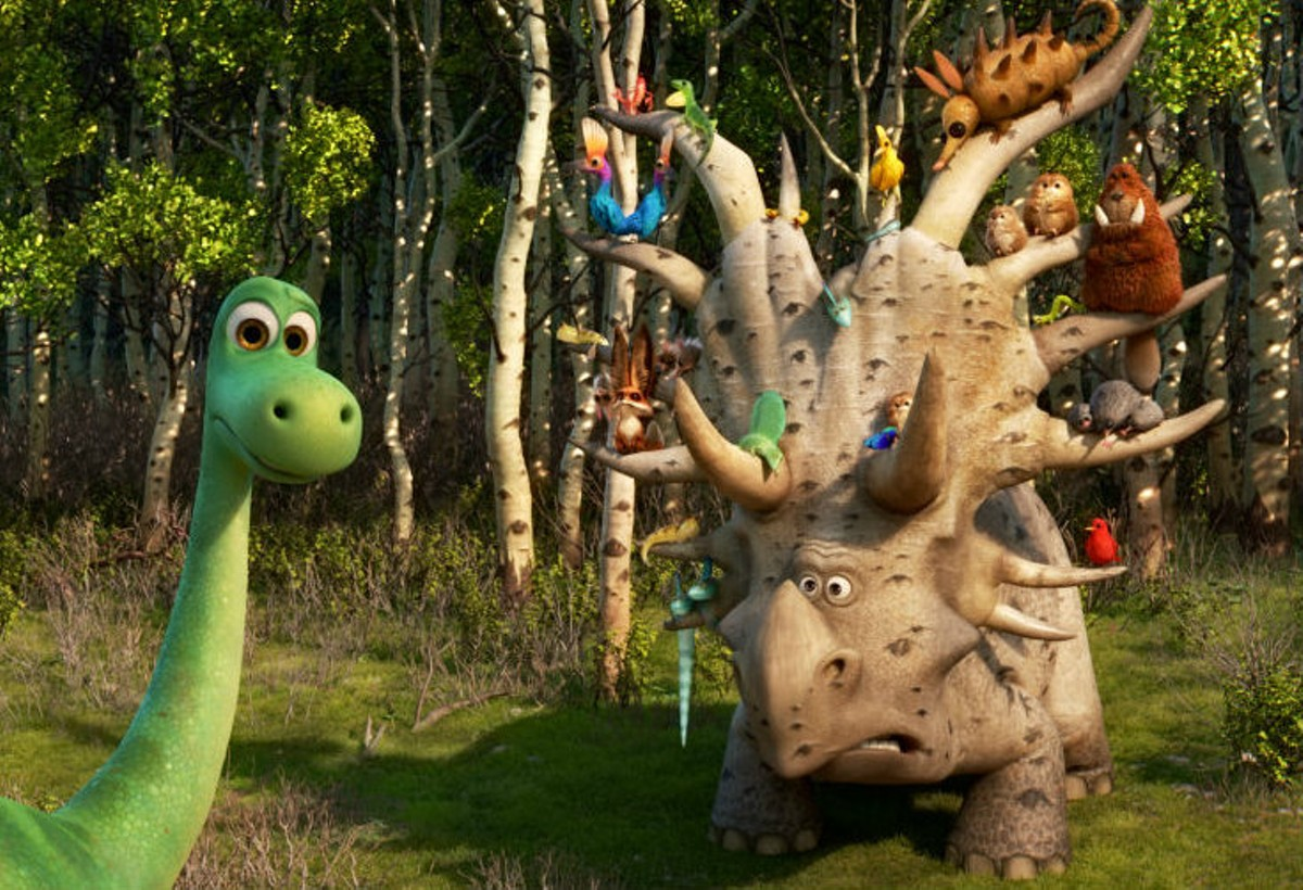The Good Dinosaur is a modern mess.