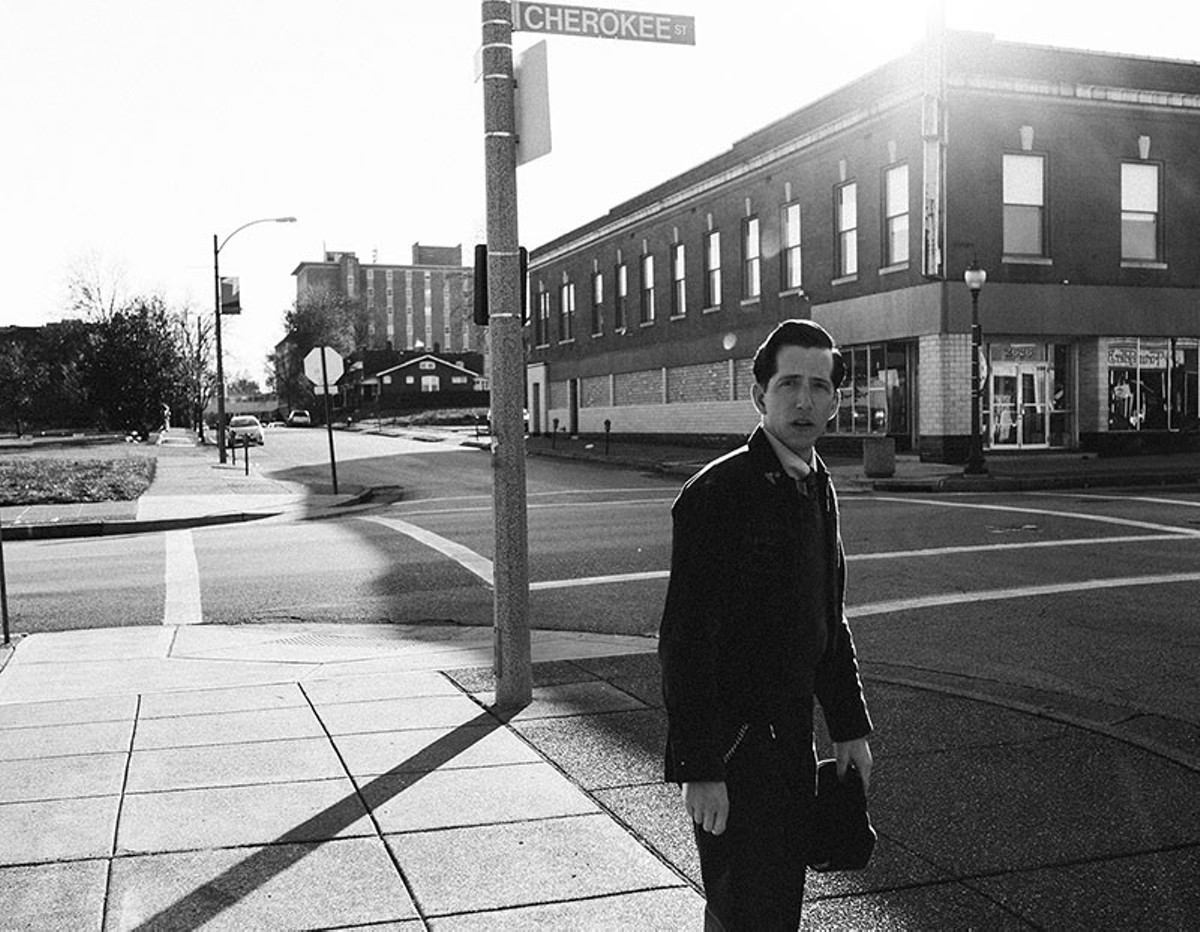 "Pokey LaFarge: ""It's not my home, it's never been my home. I'm from Illinois."""