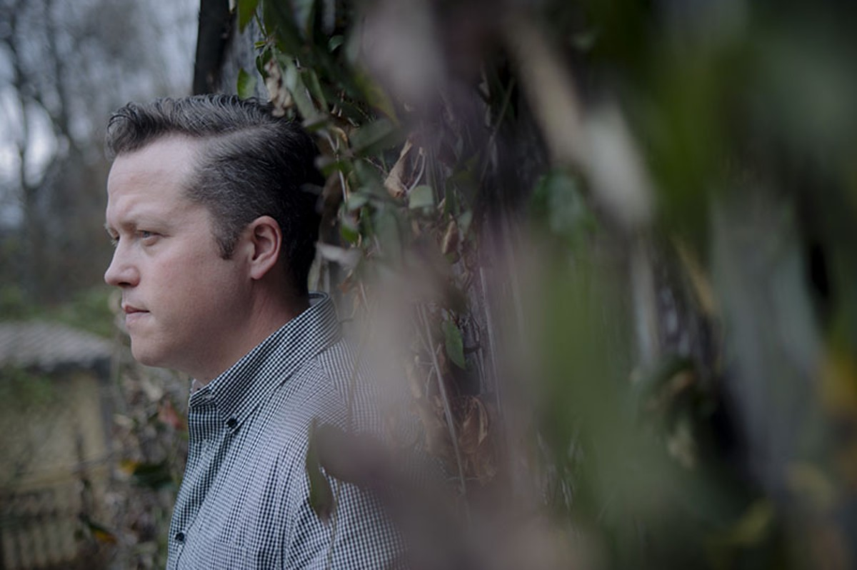 "Jason Isbell: ""I don't get uncomfortable writing about personal things. It's my job."""
