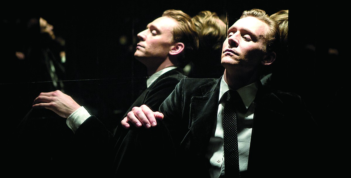 Laing (Tom Hiddleston) lives the high life, until the high life brings him down.