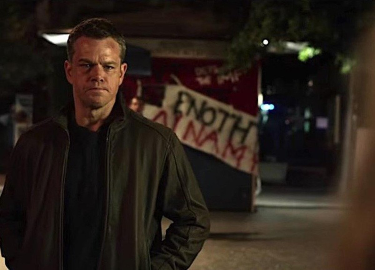 Matt Damon is an intense Jason Bourne, but the world is too complex for his simple solutions.