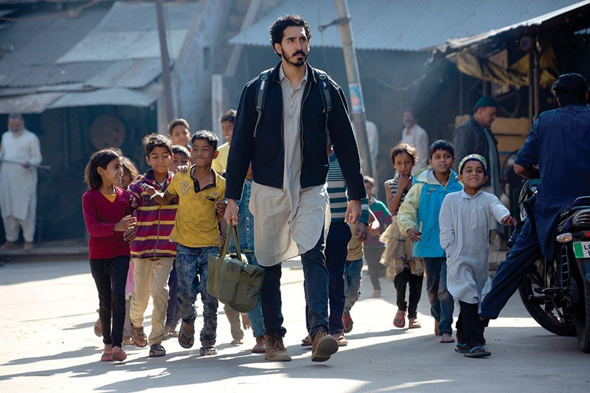 Jay (Dev Patel) is hired to kidnap a bride. Then his plan goes off the rails.