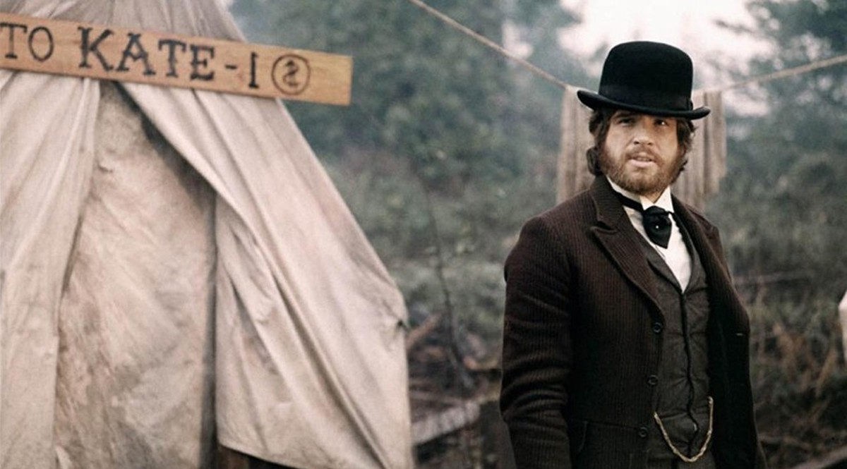 Warren Beatty is confused for a gunman in McCabe & Mrs. Miller.