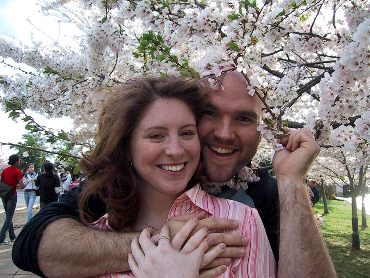 Dave and Jennifer Roland found love in the aftermath of defeat.