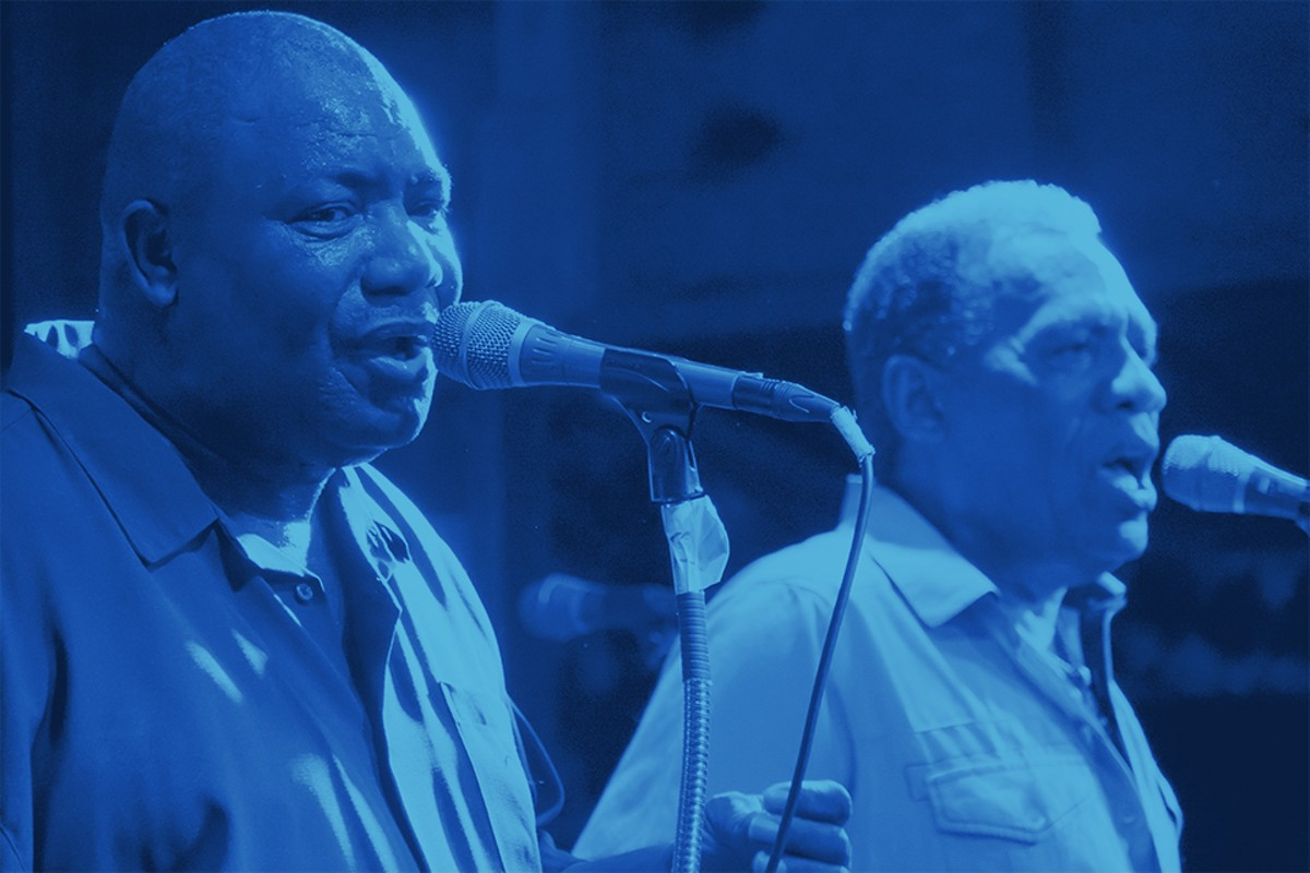 St. Louis soul mainstays Gene Jackson and Roland Johnson will lend their voices to this weekend's Stax Records tribute.
