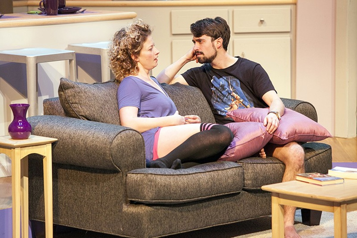 Beth (Sophia Brown) and Doug (Andrew Rea) have to decide if a one-night stand is the end or a beginning.