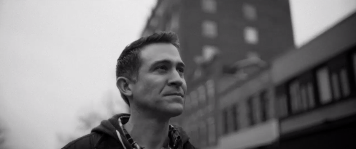 Lucas Kunce, in his first campaign ad, came out fighting.