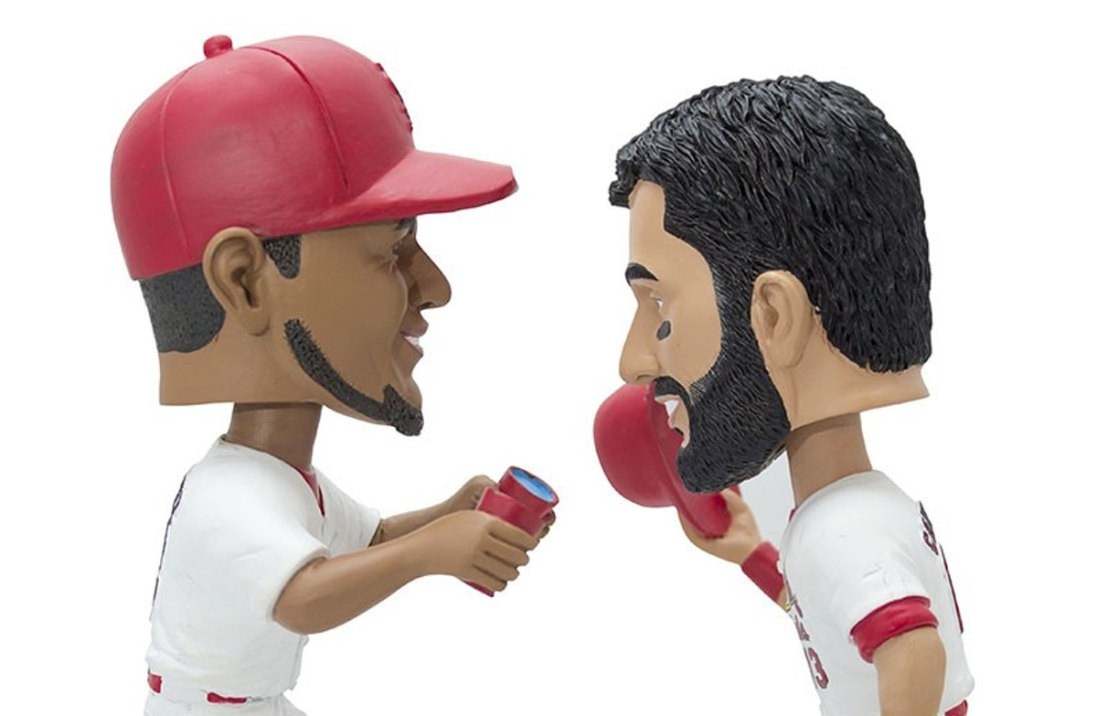Be there April 29 or miss this bobblehead.