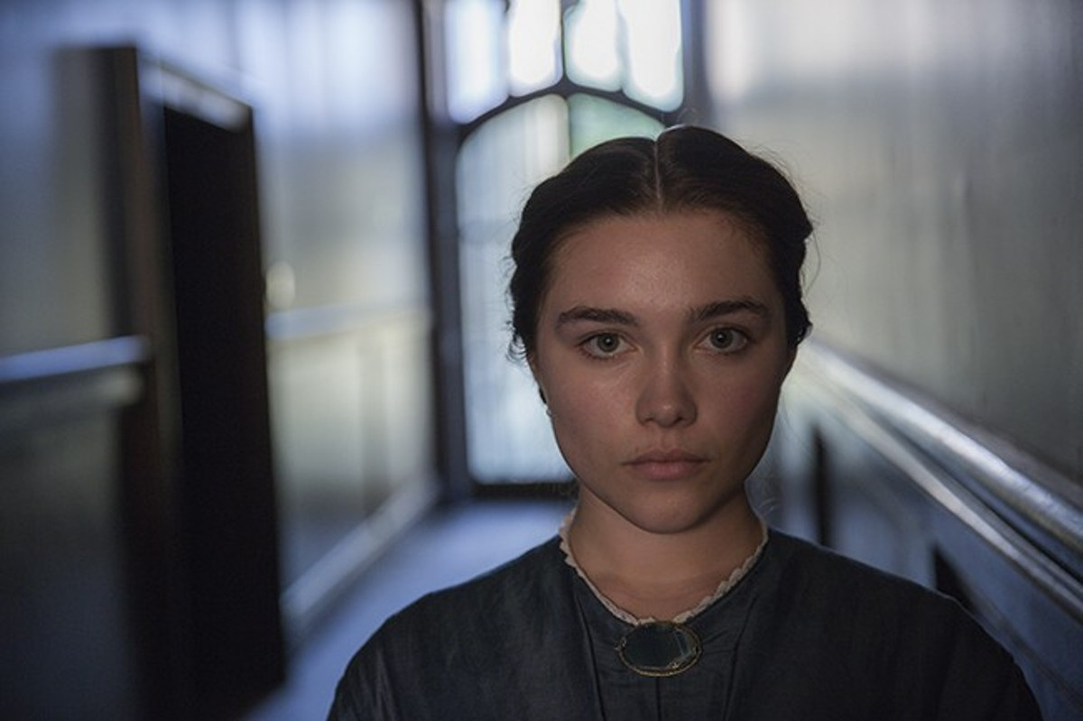 Florence Pugh is a decidedly ruthless Lady Macbeth.